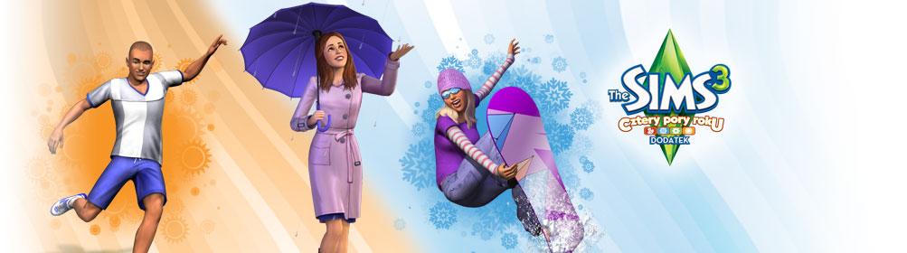 Edycja Limitowana The Sims™ 3 Cztery pory roku