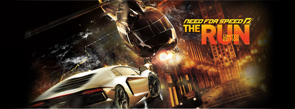 Need for Speed™ The Run Limited Edition