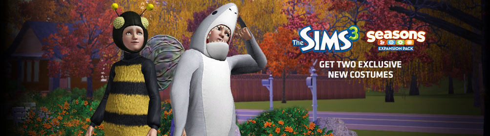 The Sims™ 3 Seasons Limited Edition