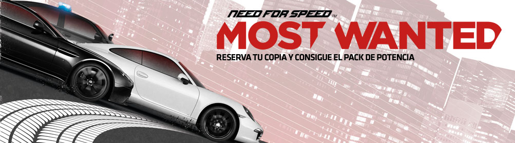 Need for Speed™ Most Wanted Limited Edition