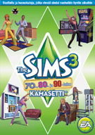 The Sims™ 3 70-, 80- ja 90-luku Kamasetti