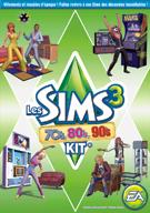 Les Sims™ 3 70's 80's 90's Kit