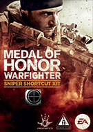 MEDAL OF HONOR™ WARFIGHTER SNIPER SHORTCUT PACK