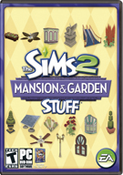 The Sims™ 2 Mansion and Garden Stuff