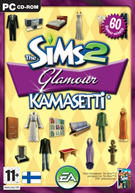 The Sims™ 2 Glamour Kamasetti