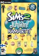 The Sims™ 2 Juhlien! Kamasetti