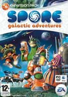 Spore™ Galactic Adventures (Expansion Pack)