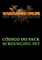 Código do Warhammer® Online: Age of Reckoning® - Scrounging Pet Pack