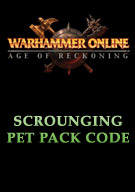 Warhammer ® Online: Age of Reckoning ® - rubacchiare Code Pack Pet