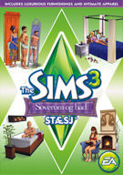 The Sims™ 3 Soverom og bad - Stæsj