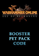 Warhammer® Online: Age of Reckoning® - Booster Pet Pack Code