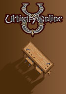 Ultima Online WoodWorkers Bench