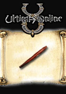 Ultima Online Undertaker's Staff