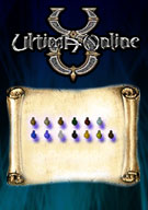 Ultima Online Natural Hair Dye