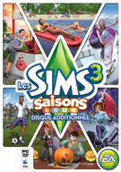Les Sims 3 Saisons Mac/WIN