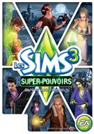 Les Sims™ 3 Super-pouvoirs Disque additionnel