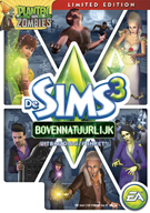 De Sims™ 3 Supernatural Limited Edition