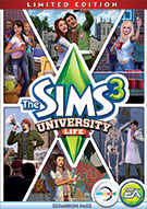 The Sims™ 3 University Life Limited Edition