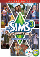 The Sims™ 3 Universitetsliv LIMITED EDITION