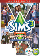 Die Sims™ 3 Wildes Studentenleben  LIMITED EDITION