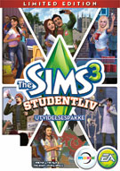 The Sims™ 3 Studentliv LIMITED EDITION
