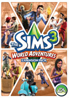 The Sims™ 3 World Adventures Expansion Pack (ภาษาอังกฤษ)
