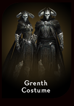 Guild Wars Online Store - Grenth Costume