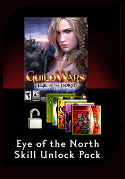 Guild Wars® Eye of the North Skill Unlock Pack