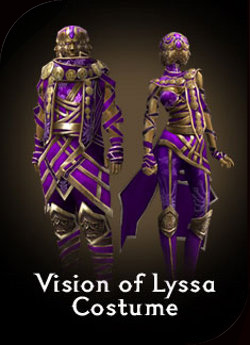 Vision of Lyssa Costume