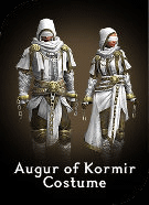 Augur of Kormir Costume