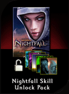 Guild Wars® Nightfall™ Skill Unlock Pack