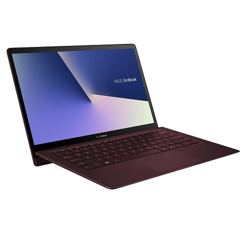 ZenBook S Burgundy Red