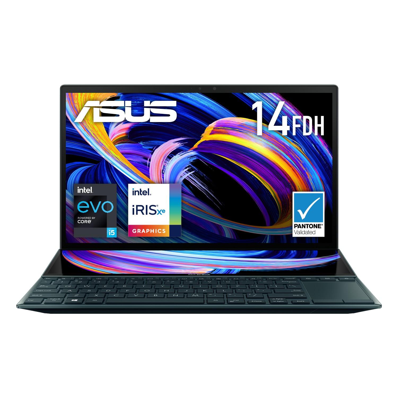 ASUS ZenBook Duo 14 UX482EA (UX482EA-HY114T)