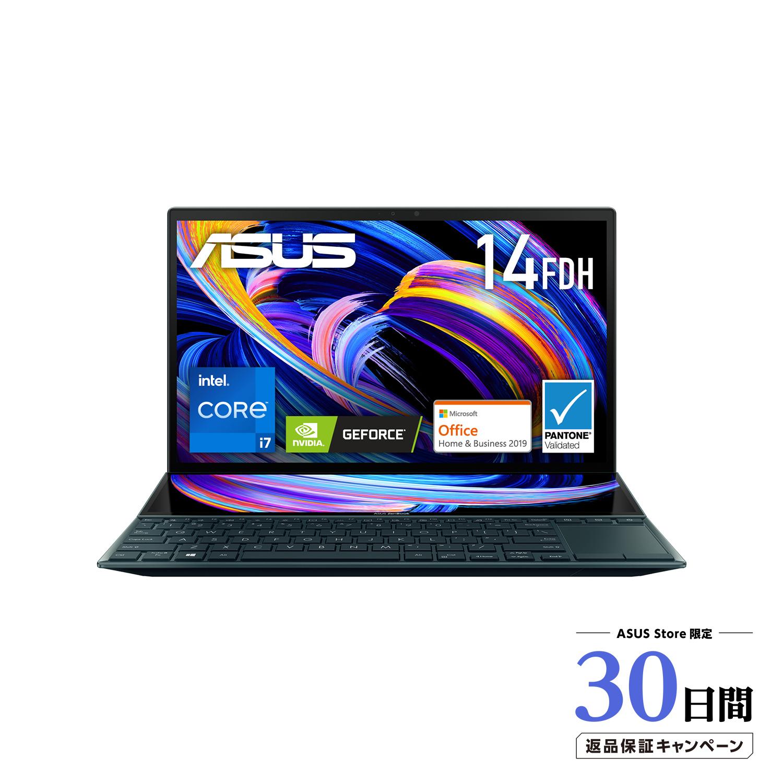 ASUS ZenBook Duo 14 UX482EG (UX482EG-KA143TS)