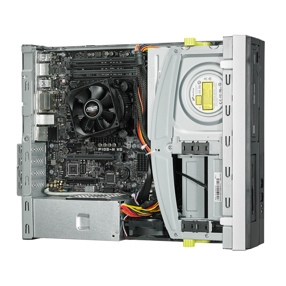 ASUS Workstation ESC500 G4 SFF-12256002E-J(ブラック)