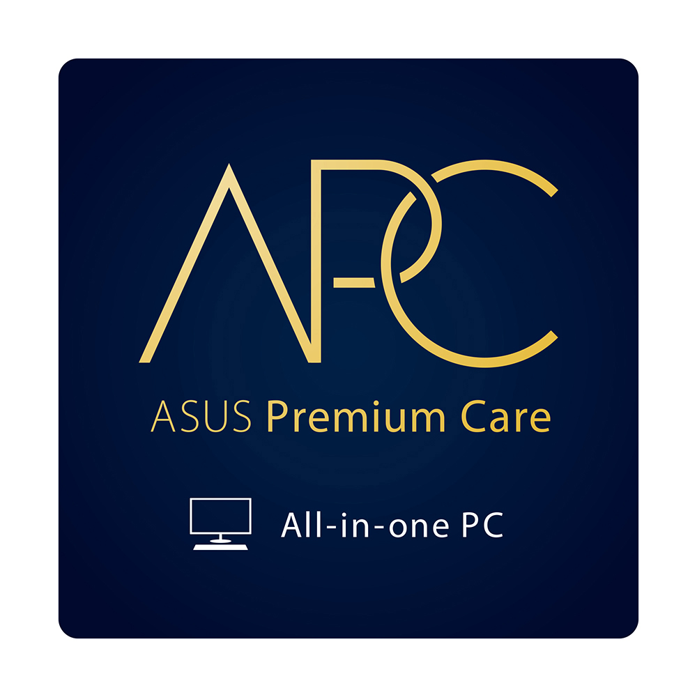 ASUS All-in-one PC 日本国内延長保証パッケージ トータル2年