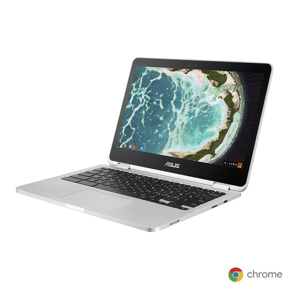 ASUS Chromebook Flip C302CA(C302CA-GU009・シルバー)