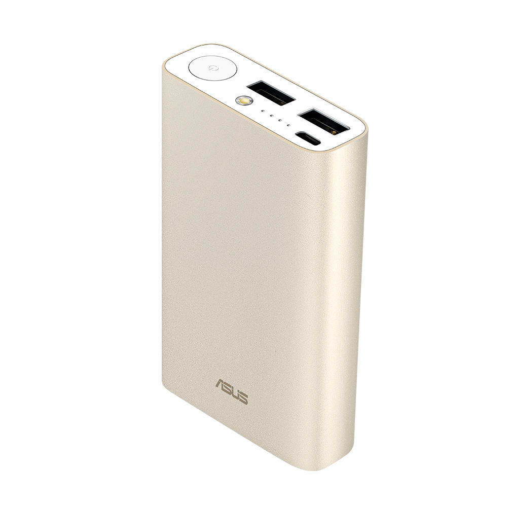 ASUS ZenPower Pro with Bumper(10050mAh quick charger)ゴールド