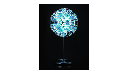 Coral Table Lamp (45cm) - Clear