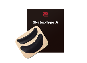 BenQ ZOWIE Skatez-Type A (Mousfeet for FK Series and ZA11 / ZA12 mouse)