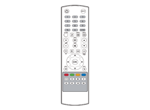 IFP Remote Control for BenQ SV500