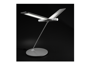 Seagull LED Table Lamp (Silver)