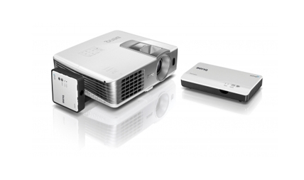 BenQ W1070+W Wireless Living Room Projector