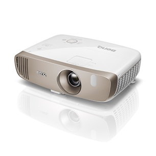 BenQ W2000w 1080p Rec.709 Wireless Home Movie Projector