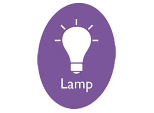 Lamp for MP735