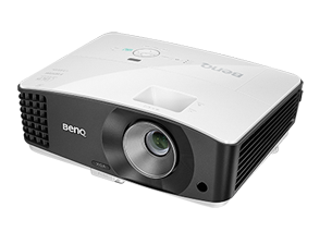 BenQ MX704 High Brightness Low Noise Business Projector