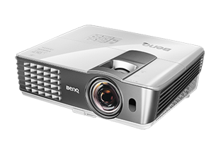 BenQ W1080ST+ Wireless Living Room Projector