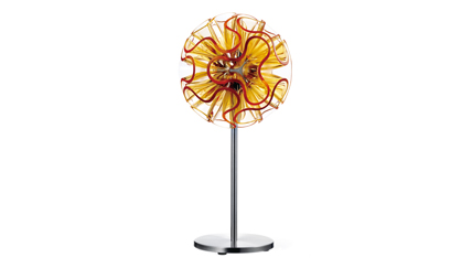Coral Table Lamp (45cm) - Orange