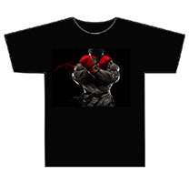 Street Fighter V Logo T-Shirt
