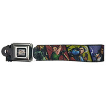 Street Fighter Characters Belt